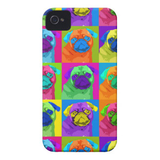 inspirerat mopsFodral-Kompis fodral iPhone 4 Cases