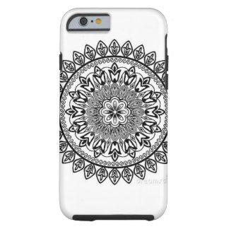 Inspirerat tufft Iphone 6 för Henna fodral Tough iPhone 6 Skal