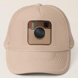 Instagram hatt truckerkeps