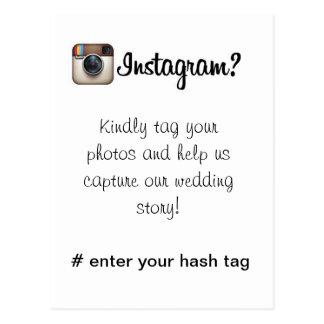 Instagram kort