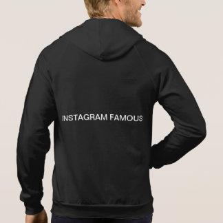 Instagram medlemjacka sweatshirt