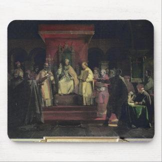 Institution av beställa av Templarsen Musmatta