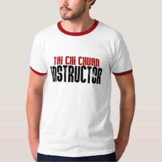 Instruktör 1,1 för TAI-CHI CHUAN Tshirts