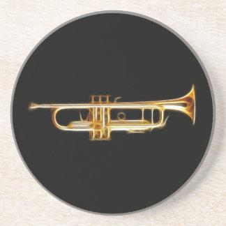 Instrumenterar musikalen för underlägg sandsten