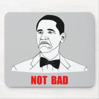 Inte ansikte Meme för dåligaBarack Obama ursinne Mus Mattor