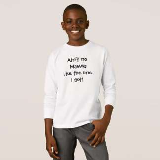 INTE ÄR INGEN MAMMANÅGOT LIKNANDE den bästa T Shirt