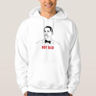 Inte dåliga sweatshirt med luva