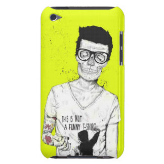 Inte döda Hipsters Case-Mate iPod Touch Fodral