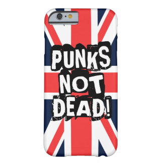 Inte döda Punks Barely There iPhone 6 Skal