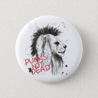 Inte döda Punks Standard Knapp Rund 5.7 Cm