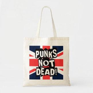 Inte döda Punks Tygkasse