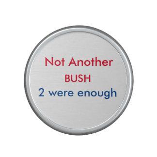 Inte en annan Bush högtalare