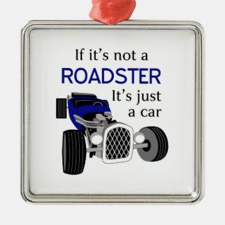 Inte en Roadster Julgransprydnad Metall