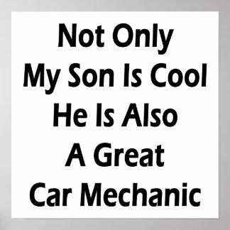 Inte endast är min Son coolan som han är också en  Affischer
