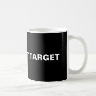 Inte ett mjukt uppsätta som mål kaffemuggen kaffemugg