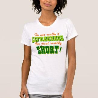 Inte för troll ett kort precis t-shirt