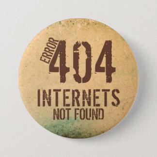 Inte-funnet fel 404… mellanstor knapp rund 7.6 cm