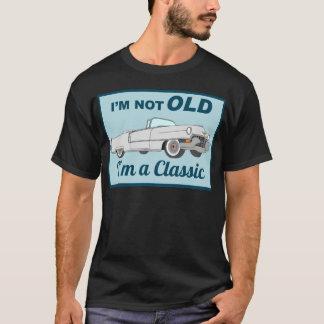 Inte gammalt utan klassiker - vit t shirt