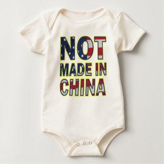INTE GJORT I CHINA BODY
