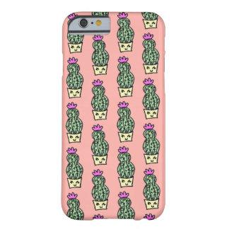 Inte gör handlag mig fodral för kaktusiPhone 6 Barely There iPhone 6 Skal