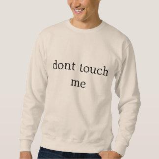 inte gör handlag mig långärmad tröja
