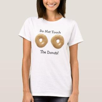 Inte gör handlag min humoristiska skjorta för t shirts