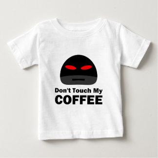 Inte gör handlag mitt kaffe t-shirt