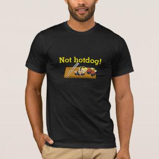 inte hotdog tröjor