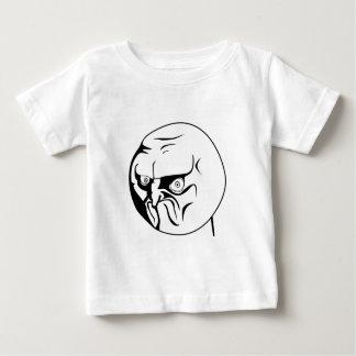 INTE! Komiska internet Meme för ursinne Tee Shirt