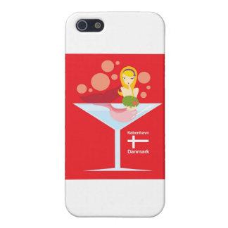 inte så lite sjöjungfru iPhone 5 cover