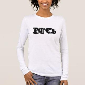 """""""INTE"""" skjorta T-shirts"""