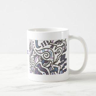 INTE tar KÖP BORT DETTA - den pröva I-förmiddagen Kaffemugg