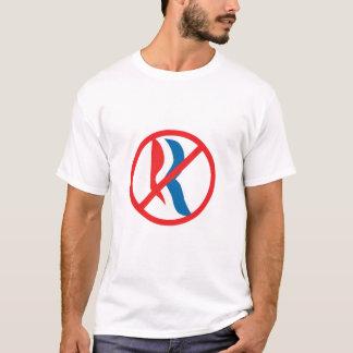 Inte till Romney Tee Shirt