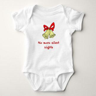 Inte tystare på nätterna t-shirts