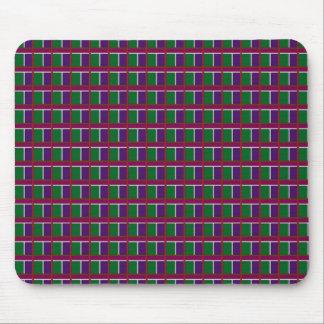 INTENSIV färg mönstrar mycket låg GÅVAluv för Musmatta