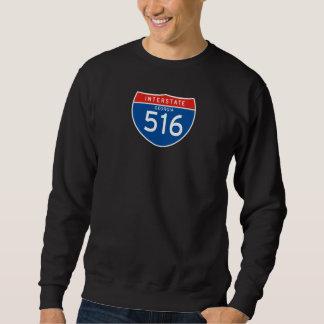 Interstate underteckna 516 - Georgia Lång Ärmad Tröja