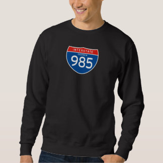 Interstate underteckna 985 - Georgia Sweatshirt