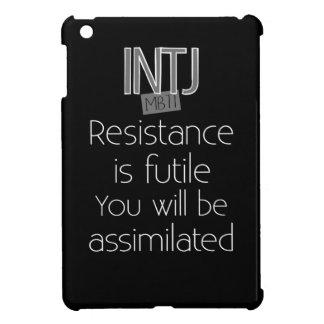 INTJ-motstånd är fruktlöst iPad Mini Skydd