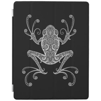 Invecklad grå trädgroda iPad skydd