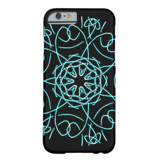 invecklad knotworkmandalaiphone case barely there iPhone 6 fodral