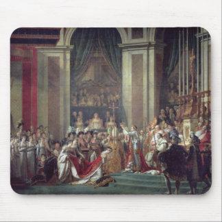 Invigningen av kejsaren Napoleon Musmatta
