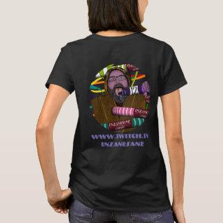 Inzanesanes Crayon T Shirts