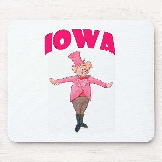 Iowa gris musmattor