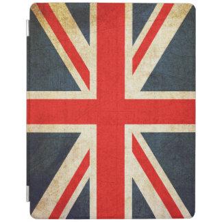 Ipad cover för flagga för facklig jack för vintage iPad skydd