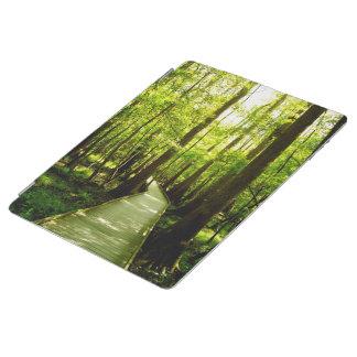 ipad cover - skogväg iPad skydd