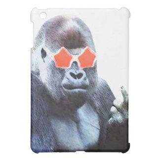 Ipad för konst för gorillamiddlefingergata fodral iPad mini skydd