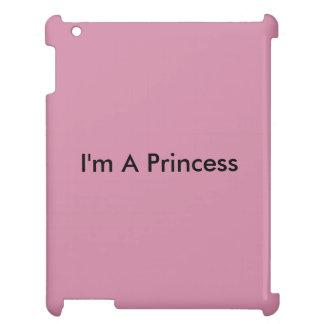 iPad- och iPadkortkortfodral-Princess iPad Skal