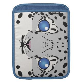 Ipad sleeve för unge för snöLeopard