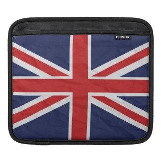 Ipad sleeve för United Kingdom facklig jackflagga