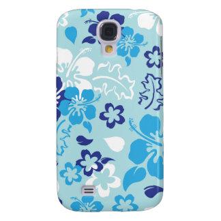 Iphone 3 fodral för hibiskusblommamönster
